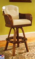 Bodega Bay Wicker Caster Dining Sets by Classic Rattan