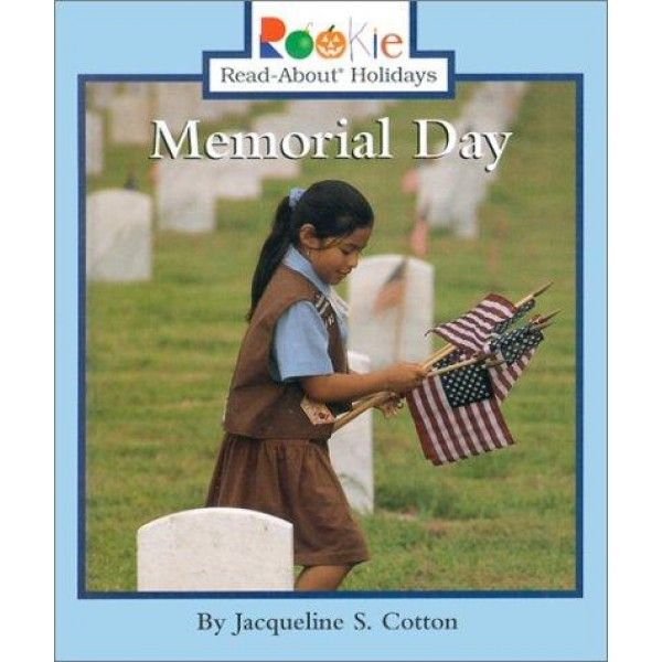 memorial day (rookie read-about holidays)