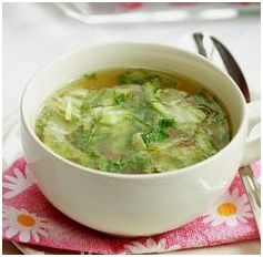 Cabbage Soup Recipe |Chinese Food Recipes 中餐食谱