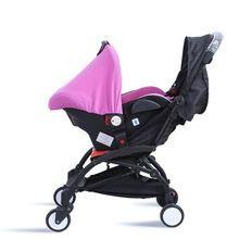 Hot Selling 0-15 Month Baby Car Safety Seat Cushion Adjustable Infant Cradle 3C Certification Baby Basket For Babyyoya stroller