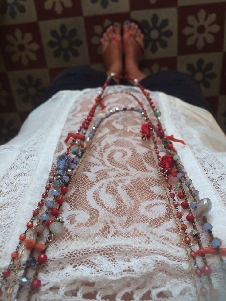 #nacklaces #labodigio # jewerly designer #boho #freepeople