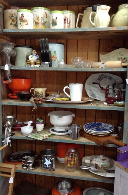Old Wares and Collectables