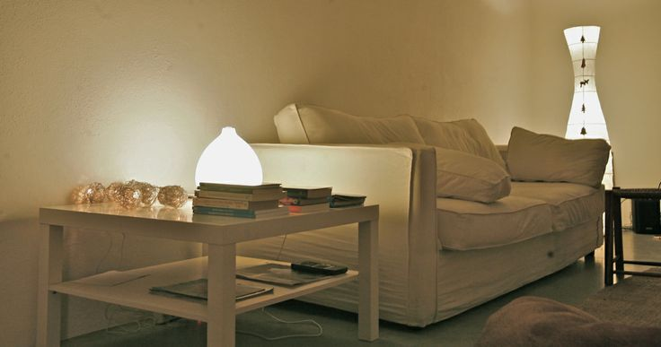 The living-room. Four rooms and private pool at 5km from the old town of Evora, Portugal.