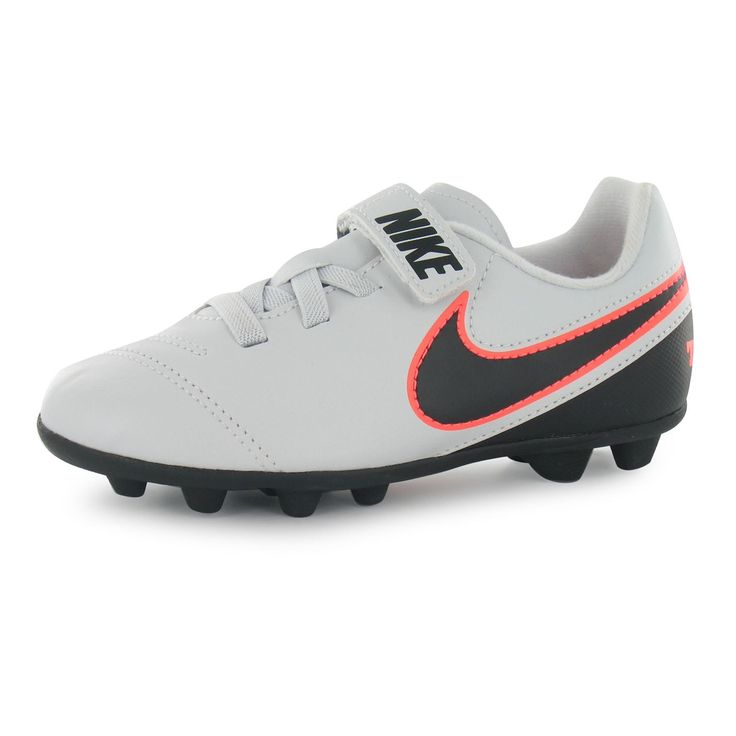 Nike | Nike Tiempo Rio III FG Childrens Football Boots | Kids Nike Tiempo Football Boots