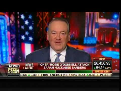 Mike Huckabee Responds to Singer Cher's Attack on His Daughter Sarah Huc...