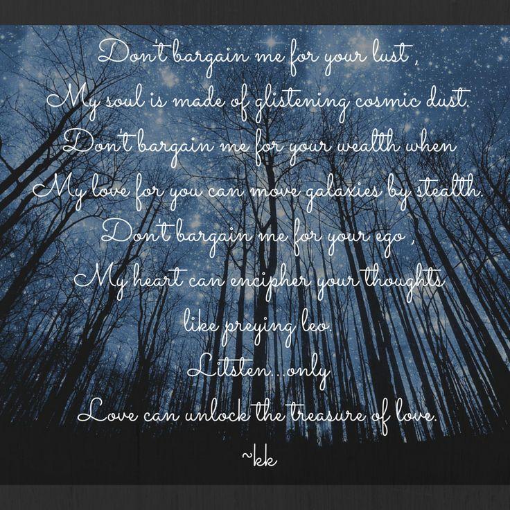 #poetry #stars #poem #love