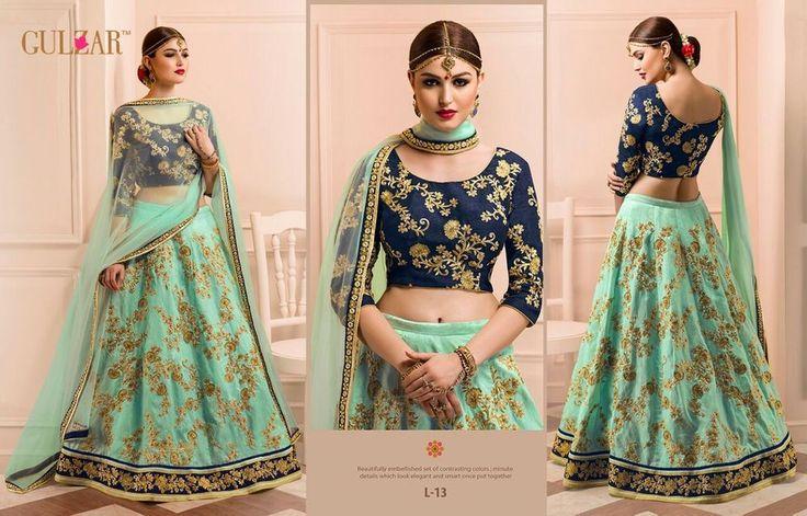 Wedding Indian Ethnic Lehenga Bollywood wear Choli Pakistani Bridal Traditional