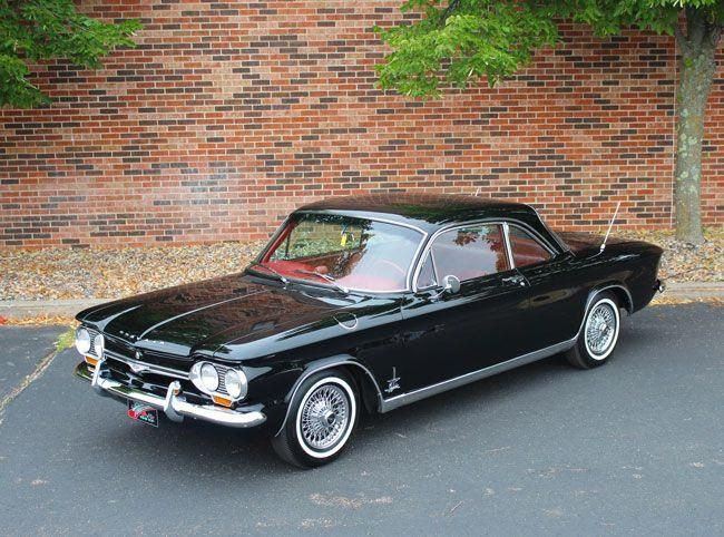 Car Of The Week 1964 Chevrolet Corvair Monza Spyder Old Cars Weekly If You Ve Got An Old Car You Love We Want To Hear Chevrolet Corvair Chevrolet Monza