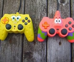 sponge controllers