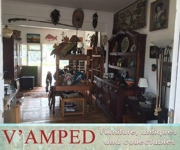 We have gorgeous vintage furniture and a range of sought-after collectables. For more information on items and prices please call Rory at 076 983 4008. Delivery available nationwide on arrangement. #VampedFurniture