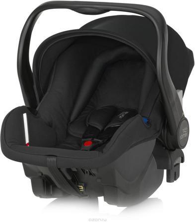 """Romer Автокресло Primo Cosmos Black до 13 кг  — 10296р. -------- Автокресло Romer """"Primo"""" группы 0+ предназначено для детей весом до 13 кг (от рождения до 12 месяцев). Автокресло было разработано для родителей, которые ценят комфорт ребенка, простоту в обращении и удобство установки в любом автомобиле. Удобная ручка для переноса, регулируемый капюшон, встроенные адаптеры для коляски, оснащенной системой CLICK & GO, вставка для новорожденных из двух частей, легкость и простота установки в…"""