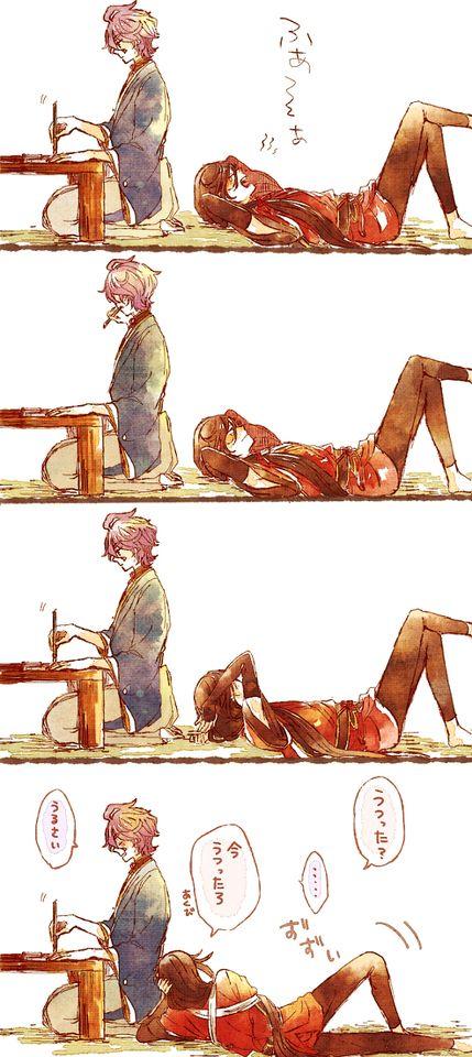 「【通販のお知らせ】 +歌仙さん多めログ」/「ʕ•ܫ•ʔ」の漫画 [pixiv]
