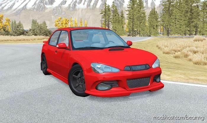 Download Hirochi Sunburst Sport Rs For Beamng Drive In 2020