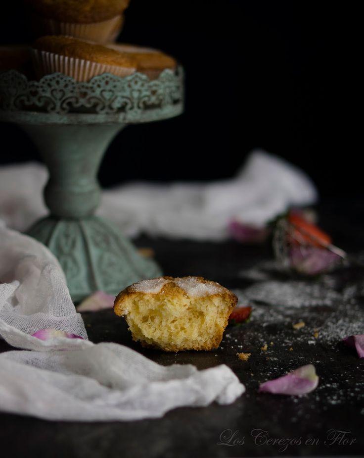 magdalenas, tradición, receta tradicional, arándanos, chocolate, merienda, desayuno, picoteo, café