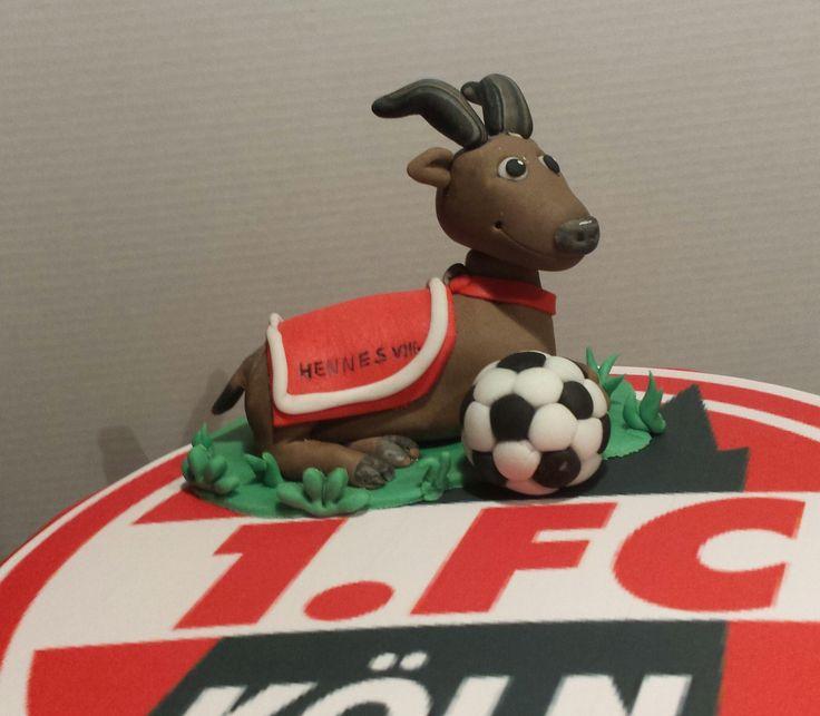 1.FC Köln, Hennes VIII, Fußball, Ziegenbock