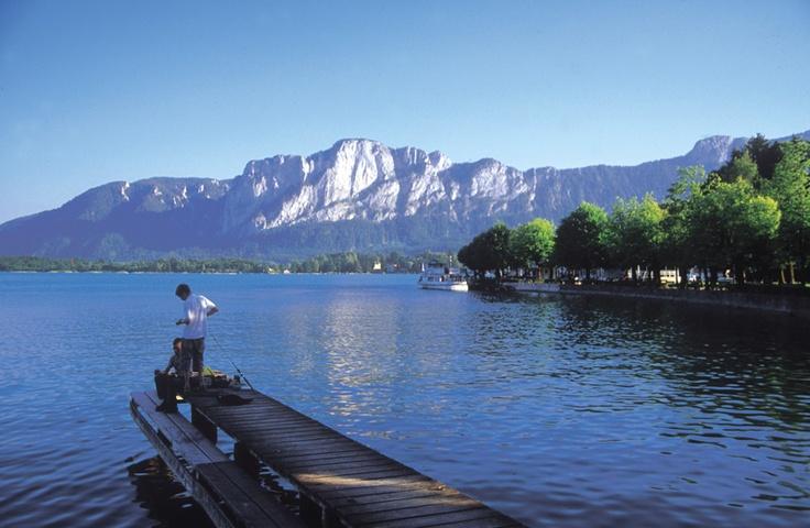 Beautiful Lake Mondsee