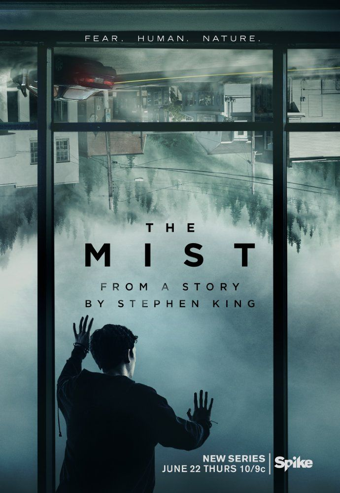 New Trailer For The TV Adaptation To Stephen King's 'The Mist'