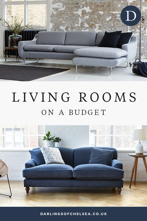 5 Living Room Ideas On A Budget Darlings Of Chelsea In 2020 Living Room On A Budget Rugs In Living Room 3 Piece Living Room Set