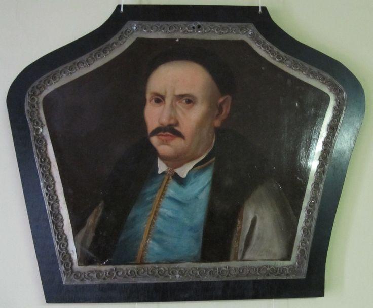 .Portret trumienny Jerzego Iliaszewicza, LwĂłw, Muzeum Historyczne