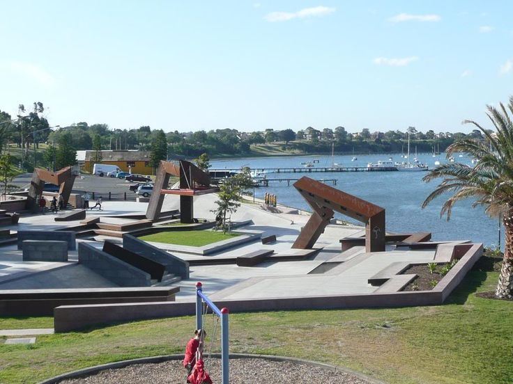 Geelong youth activities area waterfront google search for Garden design geelong