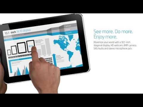 HP ElitePad 900. Tablet en su forma. Notebook/PC en su Sistema Operativo. Orientado para profesionales que lo requieran!