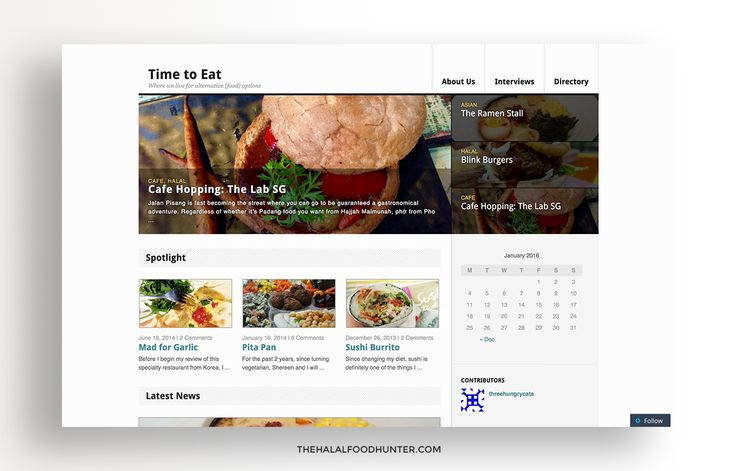 thealternativefoodblog.wordpress.com | Eating Out Guides: 8 Halal Food Websites To Follow In 2016