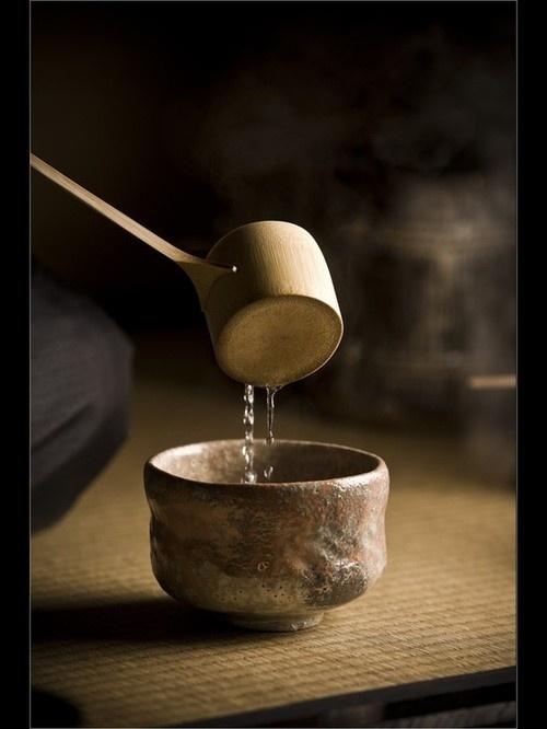 茶道 Tea Ceremony Takao Tsushima HERE