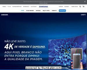 [SamsungBatendoDeFrente] Promoção TV 4K de Verdade pelo Site da Samsung. Ex: 49KU6400 2799