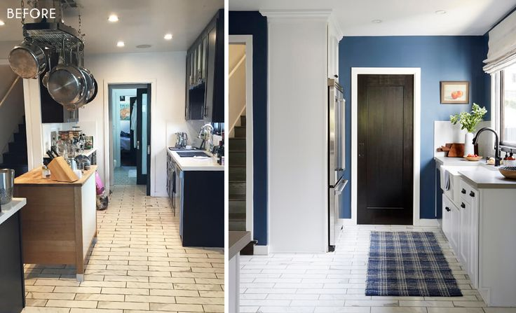 Кухня: до и после - Home and Garden