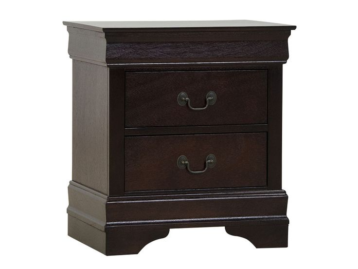Check out the deal on Louis Phillip Cherry Nightstand at Rothman Furniture