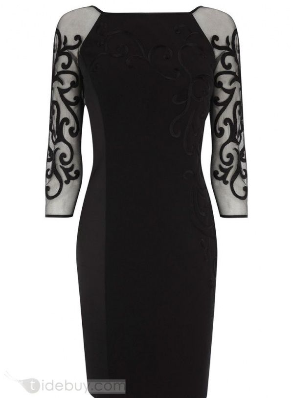 How gorgeous is this tidebuy Lace Dress from Picsity.com!!