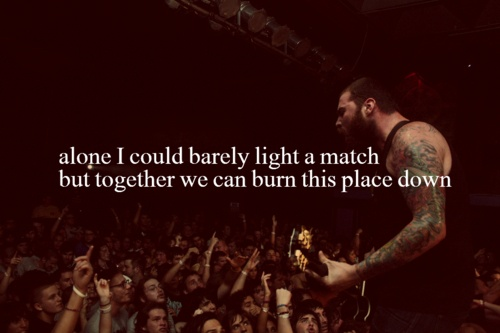 Four Year Strong best lyrics