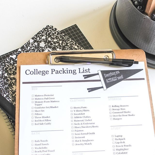 What to Expect on College Move-In Day
