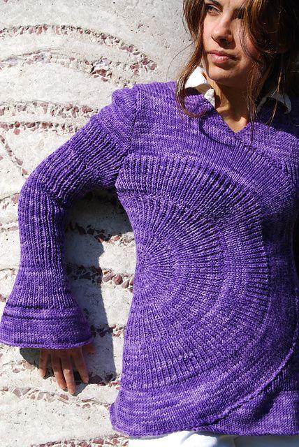 Ravelry: Spoke pattern by Lori Versaci