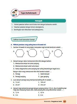 Kunci Jawaban Buku Senang Belajar Matematika Kelas 4 Di 2021 Matematika Kelas 4 Matematika Buku