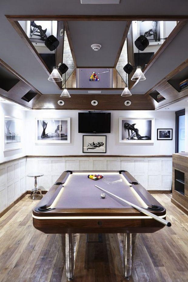 Les Meilleures Idées De La Catégorie Billard Snooker Sur - Table billard salle a manger pour idees de deco de cuisine