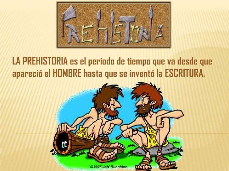 Prehistoria 110530161852 Phpapp02 Prehistoria La Prehistoria Para Niños Enseñanza De La Historia
