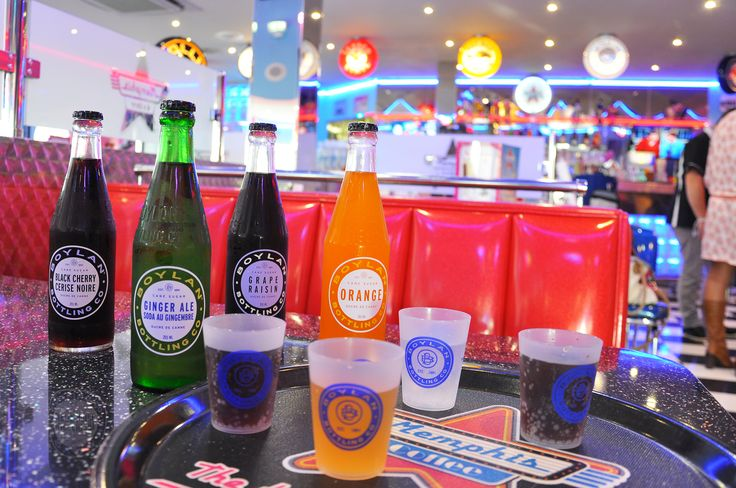 #american #sodas ... Venez découvrir le goût authentiquement #US de nos sodas Boylan !