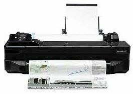 HP Designjet T120 24-In EPrinter Driver