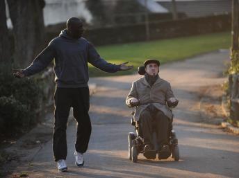 """Una trinchera mas: """"Amigos intocables"""", la película francesa más taqu..."""