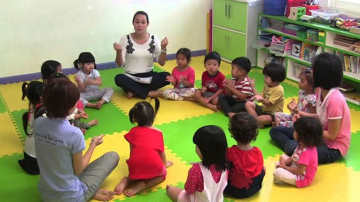 Foundation 2   Circle Time