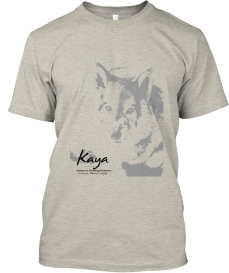 Yamnuska Wolfdog Sanctuary Fundraiser | Teespring