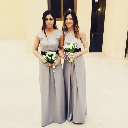 Giulia S clothing Custommade bridesmaid dresses