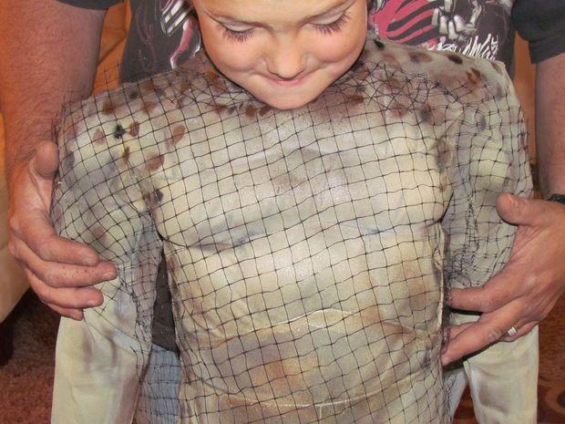 Kids Predator costume