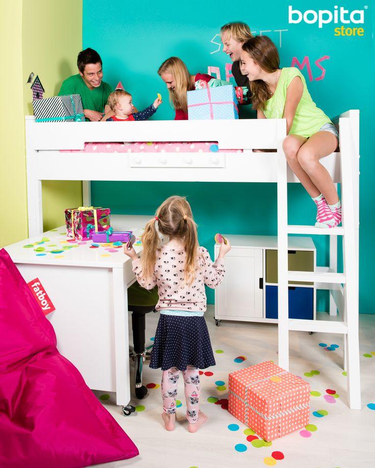 25 beste idee n over tiener hoogslapers op pinterest - Slaapkamer tiener meisje ...