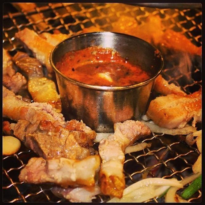 Eating in Seoul's Gangnam District: The 10 Best Restaurants  http://theculturetrip.com/asia/south-korea/articles/eating-in-seoul-s-gangnam-district-the-10-best-restaurants/