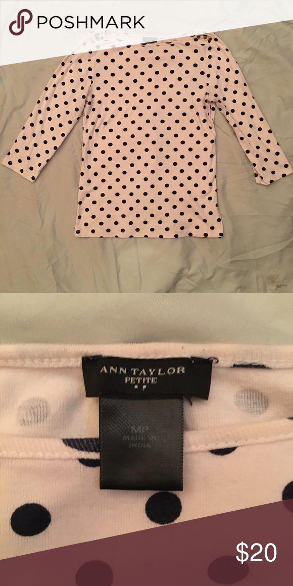 Ann taylor petite size measurements