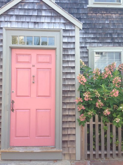 Nantucket via Elements of Style Blog