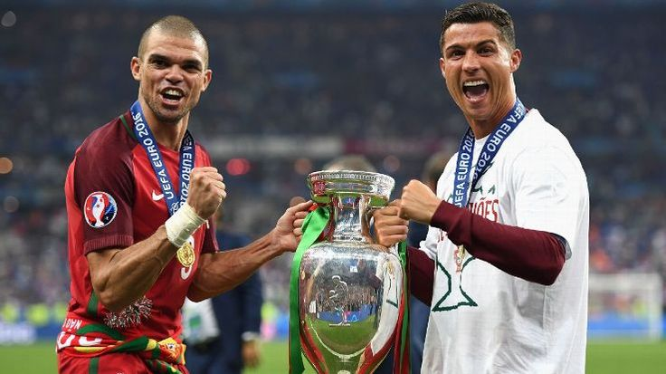 Portugal are Euro 2016 champions The numbers behind the victory ...