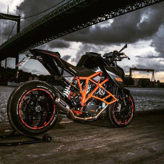 KTM 1290 Superduke R from Zebastian Johanson